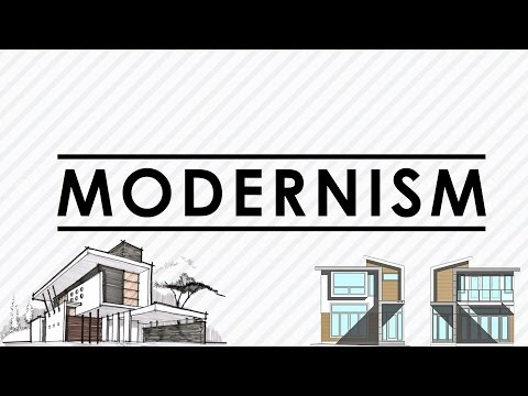 What is Modernist Architecture? (PECHA-KUCHA PRESENTATION)