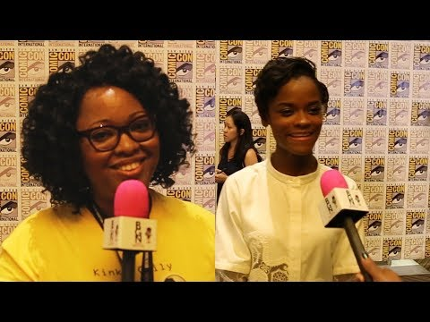 Download Youtube: BGN Interview: Jamie chats with Letitia Wright of