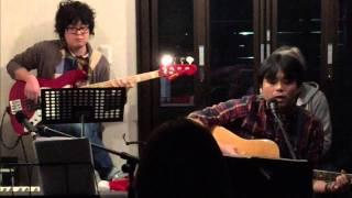 2014年12月13日、倉敷(cafe & bar Palo Alto)、「竹迫倫太郎 Xmas LIVE ...