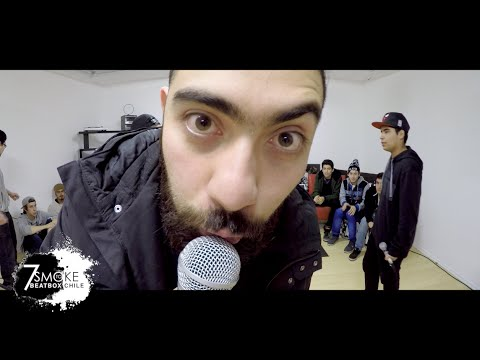 7 to Smoke / Beatbox Chile 2016 - 2º Parte.