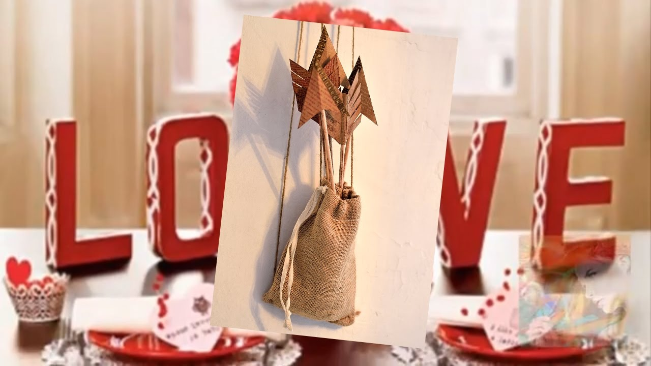 40 diy valentine 39 s day gifts and room decor ideas for Room decor 4u