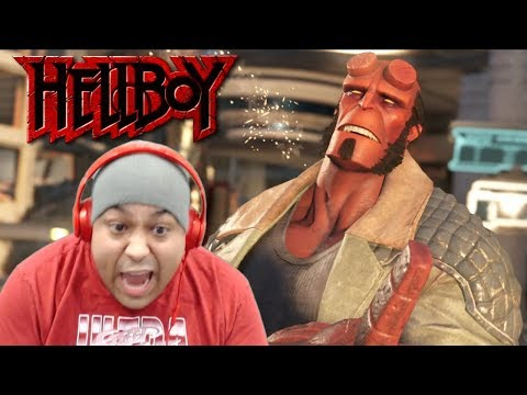 Thumbnail: WHAT THE HELLBOY IS GOING ON!? NO? OKAY. [INJUSTICE 2] [NEW DLC]