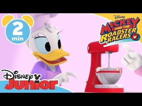 Mickey and the Roadster Racers | Happy Birthday Helpers! | Disney Junior UK