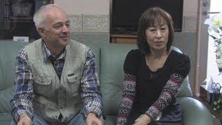 大鵬出生地の銅像計画説明 妻芳子さん「喜ぶと思う」