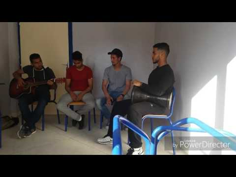 Saad Lamjarred ana machi sahel cover