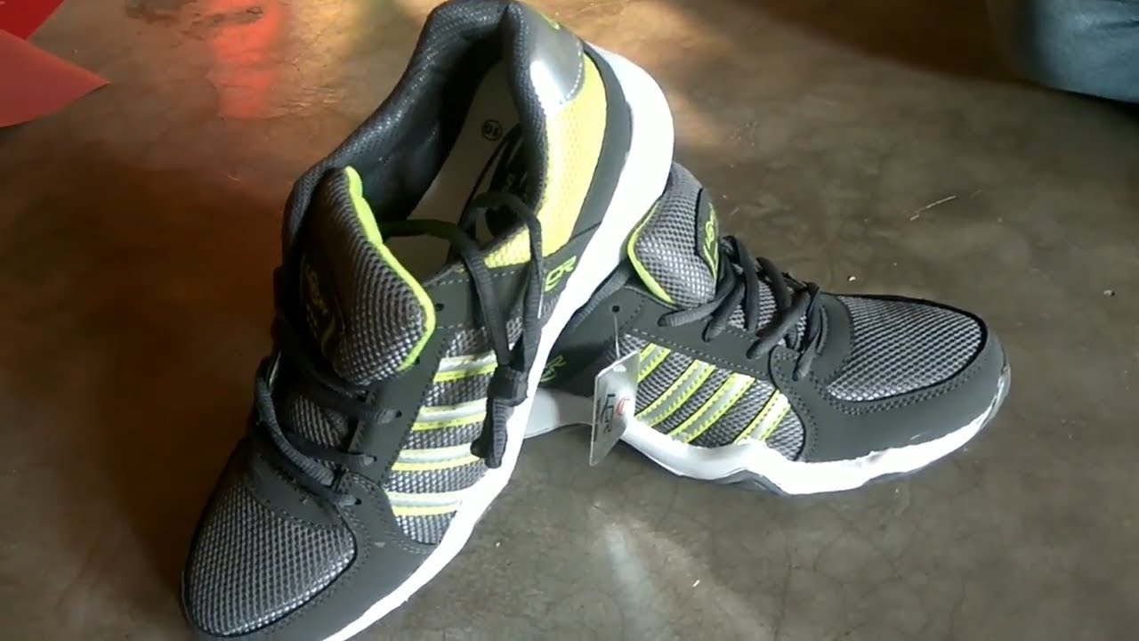 8c507395ad0 Lancer Men s Sports Running Shoes unboxing - YouTube