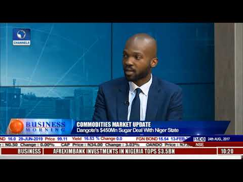 Examining Dangote's $450m Sugar Deal With Niger State Pt.1 |Business Morning|