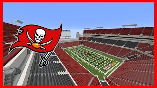 Minecraft Raymond James Stadium Timelapse +DOWNLOAD | TheCraftCrusader