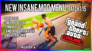 GTA 5 ONLINE Mod Menu!