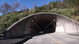(タイムラプス)いわき駅前から郡山駅前まで~国道49号線リベンジ~