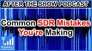 Common SDR Mistakes You're Making!
