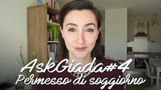 AskGiada #4 Permesso di soggiorno | Un'italiana in Lussemburgo