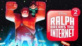 Imagine Dragons - Zero | Wreck-it Ralph 2 Theme Song | Ralph Breaks The Internet |