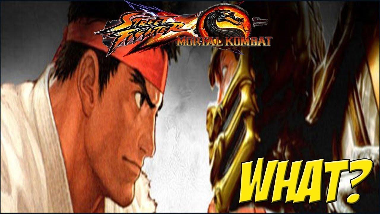 Dreamcast Mortal Kombat Vs Street Fighter Yovideogames