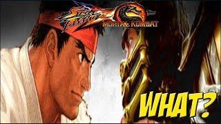 Dreamcast: Mortal Kombat vs. Street Fighter (?) - YoVideogames