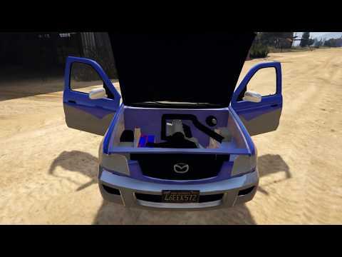 2004 MAZDA FIGHTER/ MAZDA DRIFTER/ MAZDA BRAVO/ MOD GTA V GTA 5