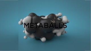 Lesson 8 - Using Metaballs - Cinema 4D