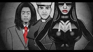 Nicki Minaj - Only ft. Drake, Lil Wayne, Chris Brown (Bass Boosted)