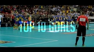 Men's WFC 2016 - Top 10 Goals