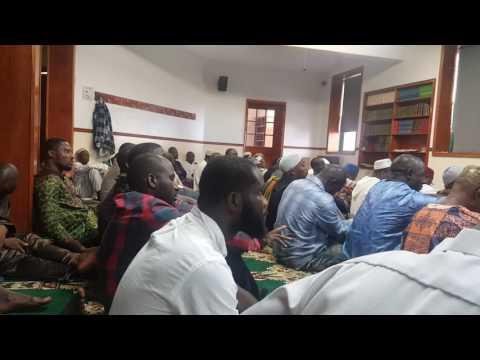 Southwest Community Center Islamic Philadelphia Sheik yaya ADAMS JUMMAH MUBARAK 1