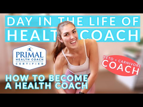 How to Become a HEALTH COACH! | Tips and Resources for Starting a Health Coaching Business (2020)