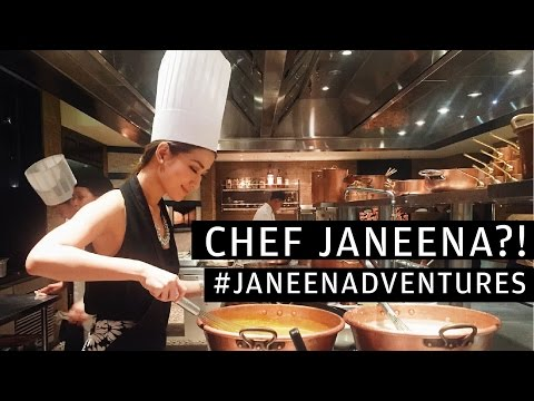 My Very First Italian Cooking Class with Sofitel Manila | Janeena Chan