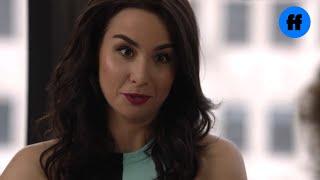Stitchers | Season 2, Episode 3: Linus Defends Camille | Freeform