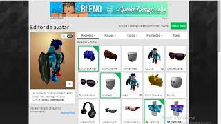 ROBLOX: Buying hair of 25 robux and I was sad:-: