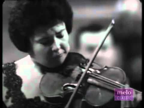Nelli Shkolnikova plays Mozart 1968