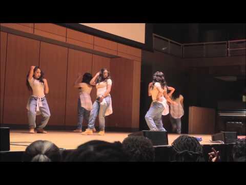 2015 Temple University NPHC Step Show
