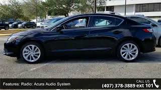2018 Acura ILX Base - Fountain Auto Mall - Orlando, FL 32809