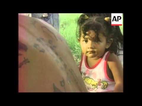 EL SALVADOR: STREET GANGS BECOMING MAJOR PROBLEM