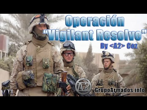 [ArmA III] Danny Left I - Operation Vigilant Resolve - by A2 Coz para GrupoArmados en español.