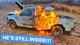 $400 Ford F150 XLT FIRE!!!