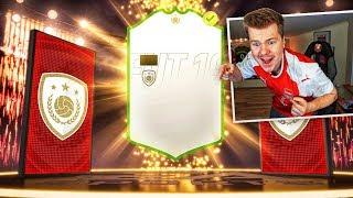 moja NIESAMOWITA IKONA! 😱 FIFA 19 🔥