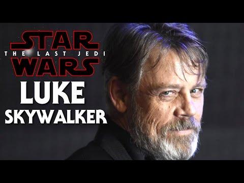 Star Wars Episode 8 The Last Jedi Luke Skywalker Will Be Legendary!