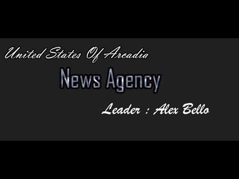 "Trinity Role Play|Обычный день лидера ""US News Agency"" №1."