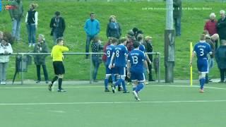 BZ Liga Gr6 SP28 DJK VFB Frohnhausen vs  DJK Blau Weiss Mintard 23 4 2017