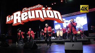 Orquesta La Reunion - Fusion Tropical Unica 4K