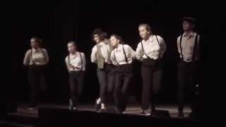 Шерлок Холмс / Шоу Pop Corn/ Студия танца 720°