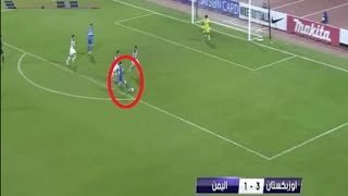 Video Gol Pertandingan Uzbekistan U-23 vs Yaman U-23