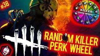Random Killer Perk Wheel #38 - TOXICFACE - Dead By Daylight