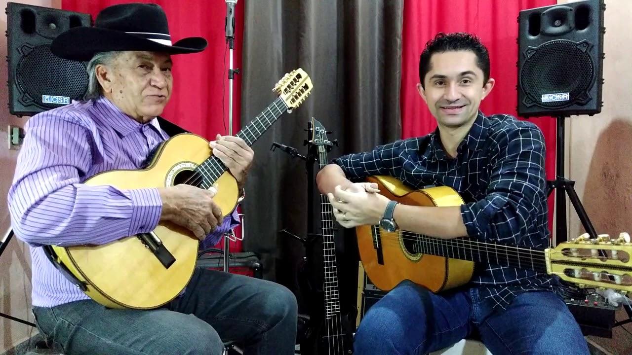 Instrumental de Viola - Homenagem a Luiz Gonzaga | Zé Garoto e Dimboré