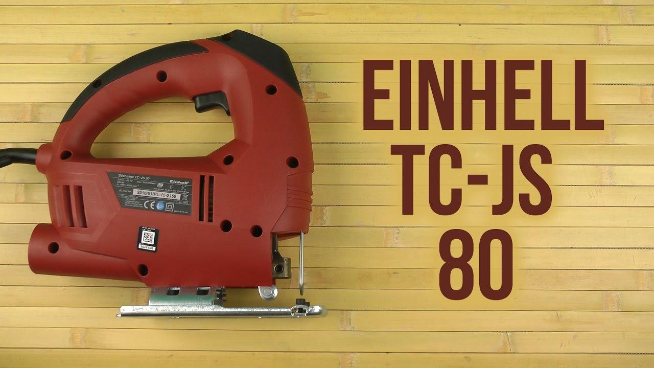 Einhell TC-JS-80