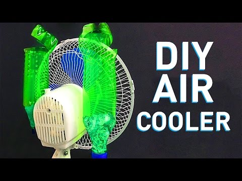 9 BRILLIANT DIYs TO COOL YOU DOWN
