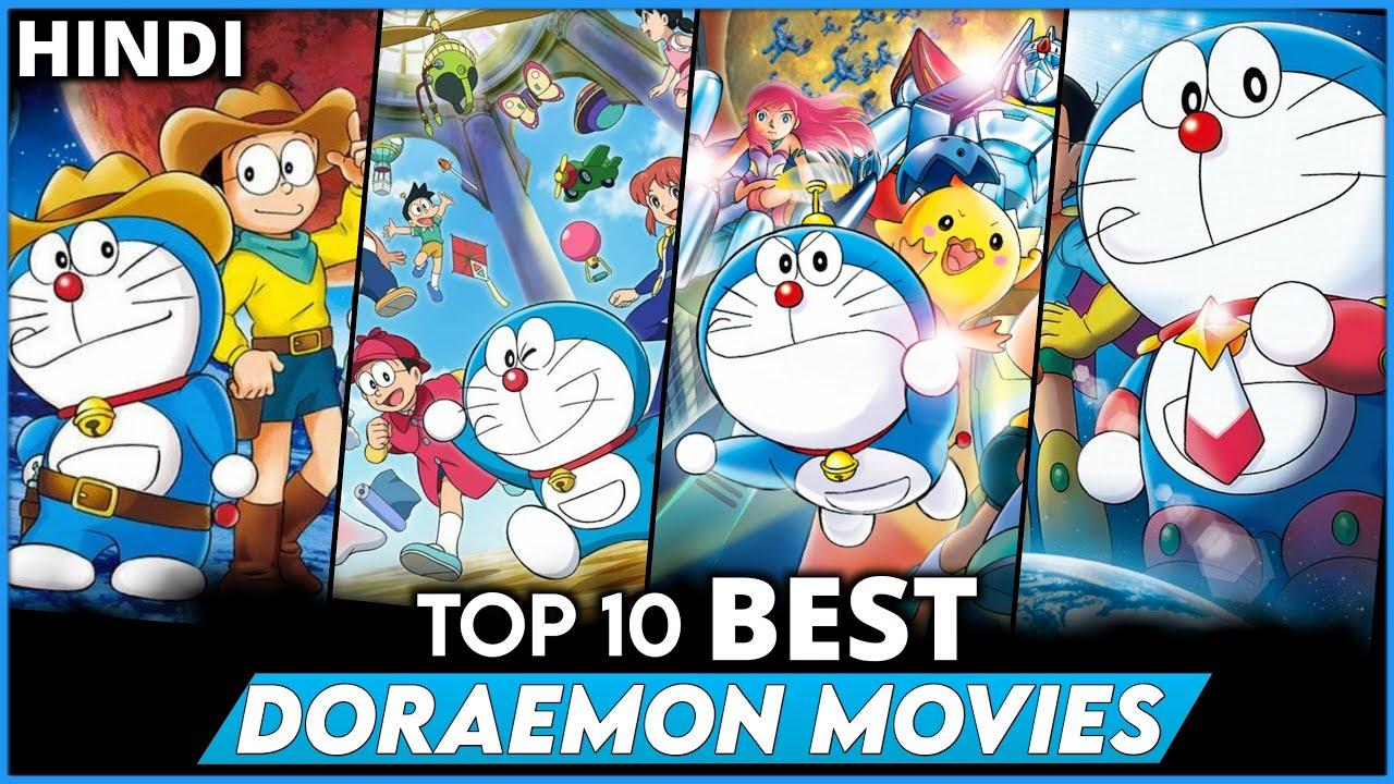 Download TOP 10 BEST MOVIES OF DORAEMON IN HINDI   TOP 10 MOVIES OF DORAEMON   DSB