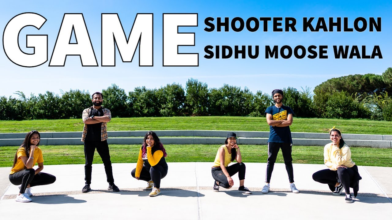 GAME | SHOOTER KAHLON | SIDHU MOOSE WALA | BHANGRA EMPIRE