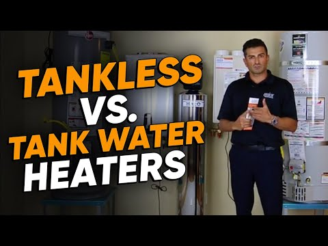 Tankless VS Tank Water Heater (Complete Explanation)