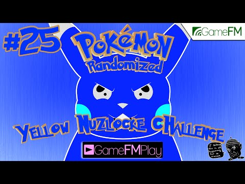 Pokémon Yellow Randomized Nuzlocke Challenge #25: Realidade alternativa - GameFM Play