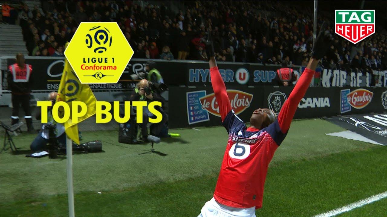 Top buts 24ème journée - Ligue 1 Conforama / 2019-20